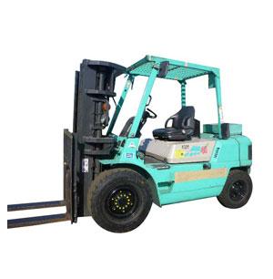 เช่ารถยก(รถฟอร์คลิฟท์) มือสอง Rent Used Forklifts Trucks